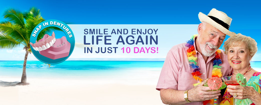 Smile and enjoy life Again in Cancun mexico in just 10 days